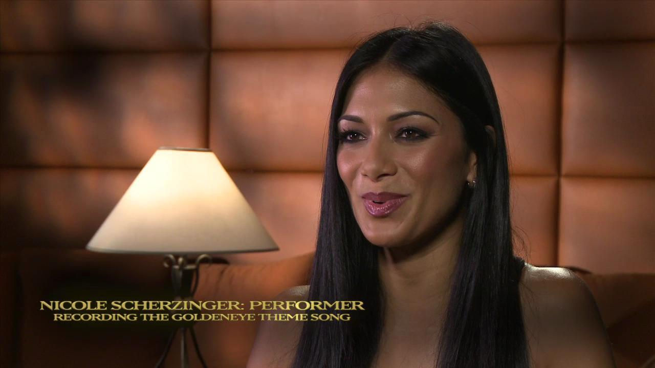 GoldenEye 007 Nicole Scherzinger Behind-the-Music Video