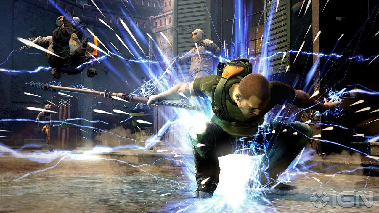Infamous 2 - How to Create Missions