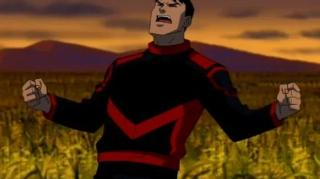 YOUNG JUSTICE GET OUT