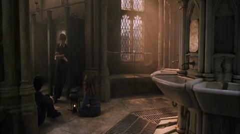 Harry Potter and the Chamber of Secrets - Moaning Myrtle