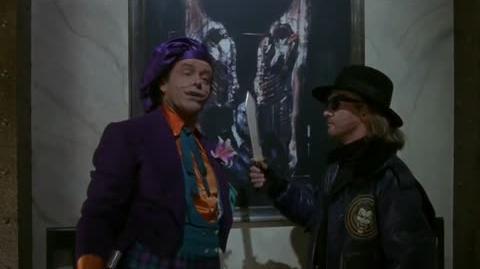 Batman - Art Museum Showdown
