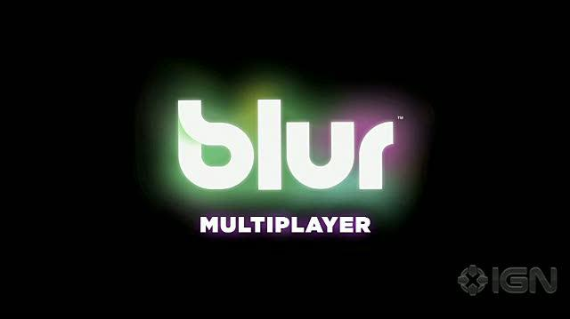 Blur Xbox 360 Trailer - Multiplayer Trailer