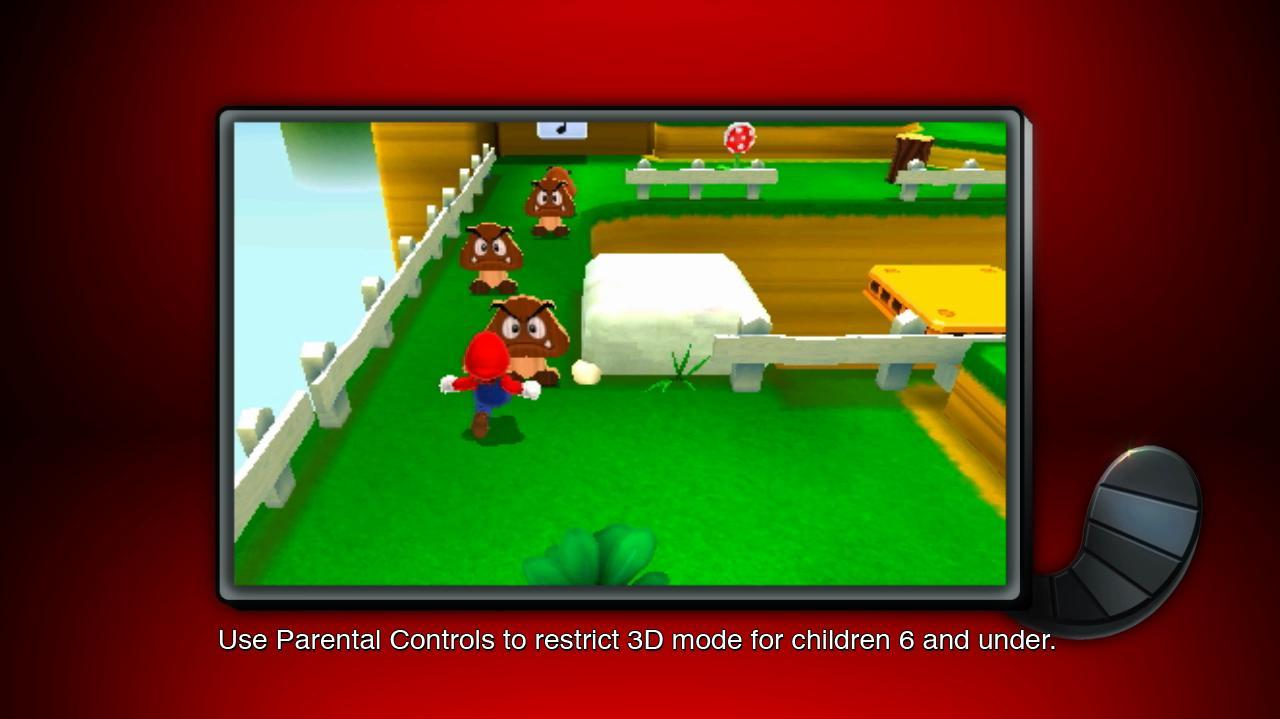 E3 2011 Super Mario 3DS Trailer