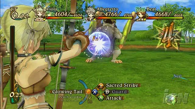 Eternal Sonata Xbox 360 Gameplay - Viola Spot (HD)