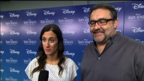 "Frankenweenie (2012) - Interview ""Allison Abbate And Don Hahn On The Fans Reaction"""