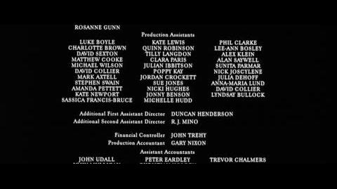 Harry Potter and the Sorcerer's Stone - End credits Part 3