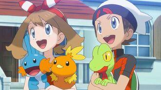Pokemon Omega Ruby Version & Pokemon Alpha Sapphire Version - Animated Trailer