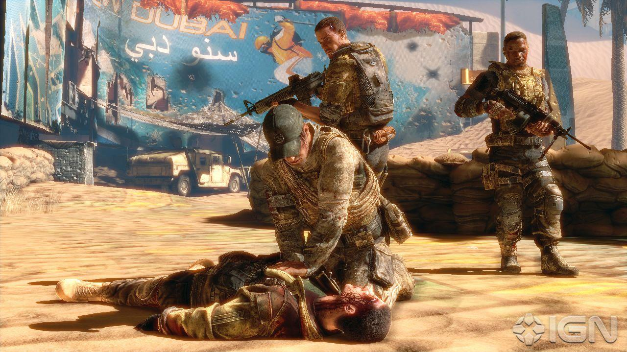 Spec Ops The Line Multiplayer Video Preview