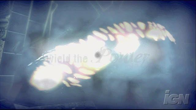 The Darkness PlayStation 3 Trailer - Demon Arm