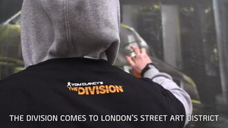 Tom Clancy's The Division - London's Street Art District