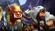 World of Warcraft Warlords of Draenor - Age of Iron Trailer