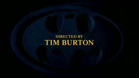 Batman - title sequence, cnt.