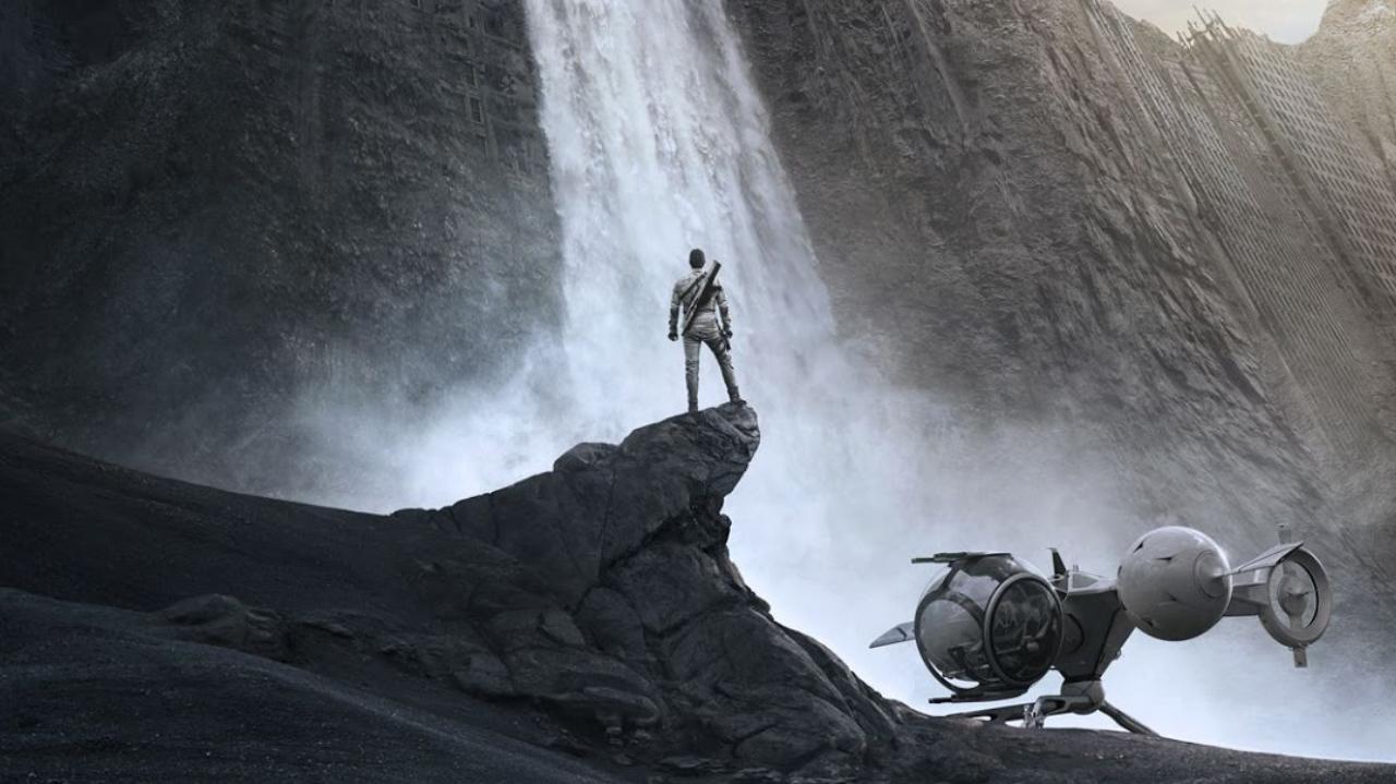 News Oblivion Movie Poster and Details