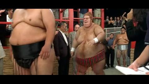 Austin Powers in Goldmember - Sumo wrestling