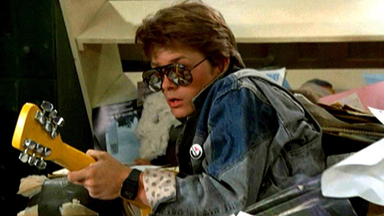 Back to the Future DVD Blu-ray Special Feature Clip - Opening Scene