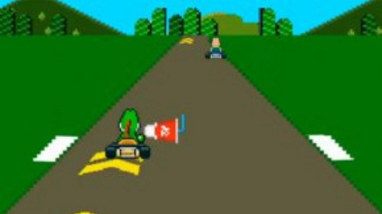 Dorkly Bits Mario Kart Crash