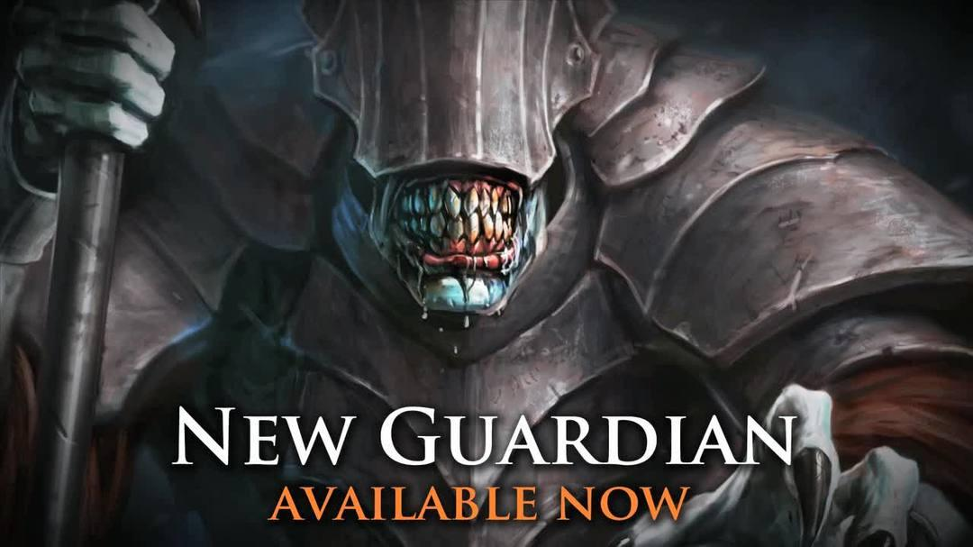 Guardians of Middle-earth Mouth of Sauron DLC