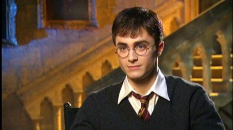 "Harry Potter and the Order of the Phoenix (2007) - Interview Daniel Radcliffe ""On the mounting tension in the film"""