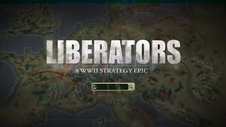 Liberators - A WWII Strategy Epic - Trailer