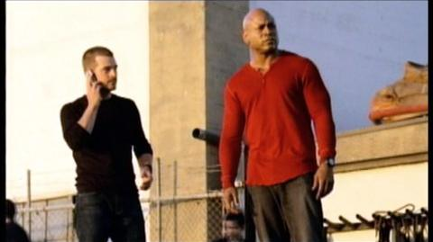 NCIS Los Angeles The First Season (2010) - Clip Callen And Sam Arrive At A Crime Scene In The L.A. Harbor