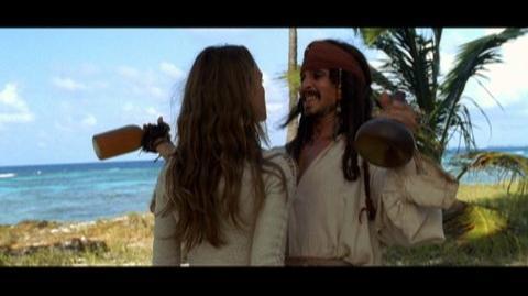 Pirates of the Caribbean At World's End (2007) - Bonus Clip Master of Design Clip 2