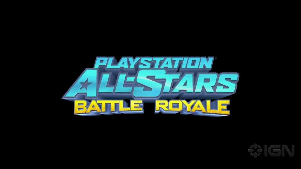 PlayStation All-Stars - Sackboy Trailer
