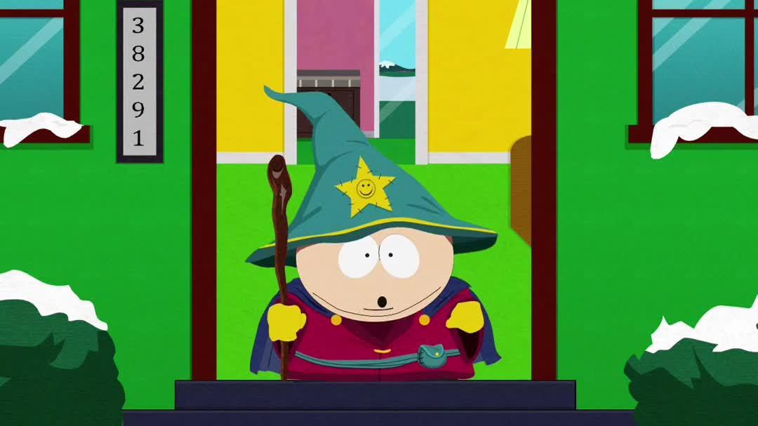 South Park The Stick of Truth - E3 trailer