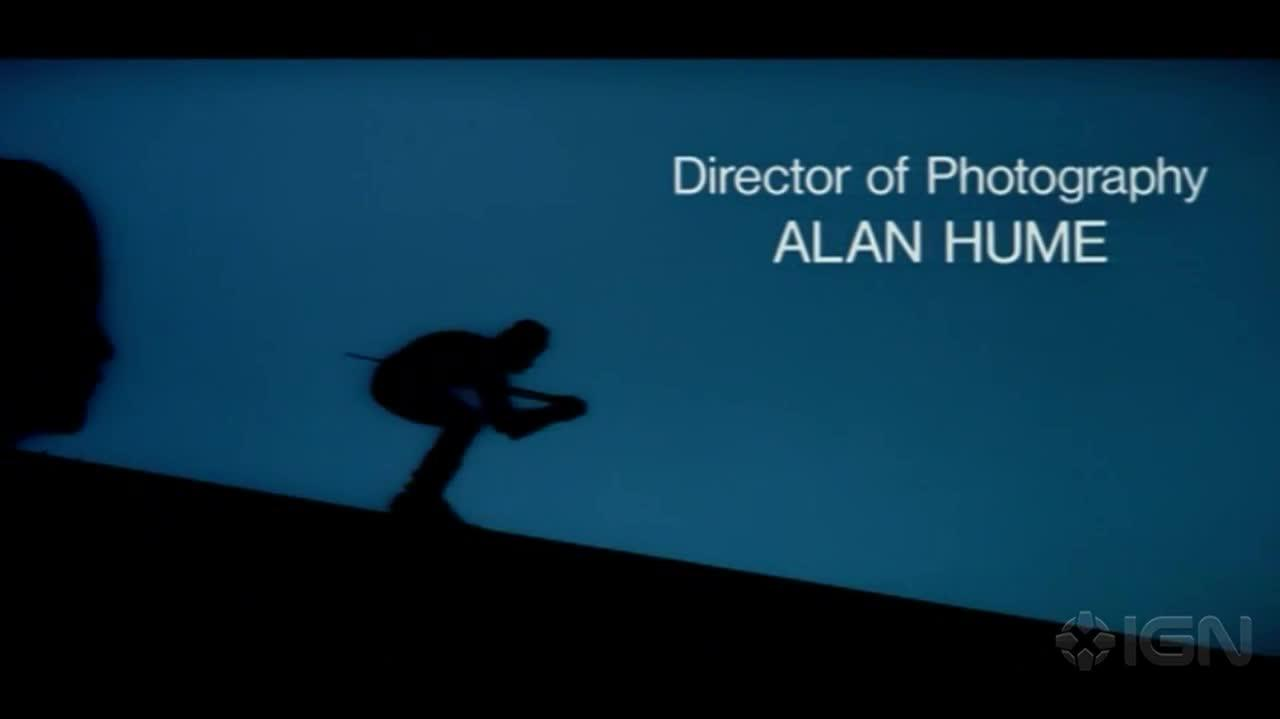 A View To A Kill Opening Credits