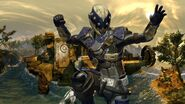 Destiny Multiplayer Venus - Shores of Time - Titan Domination Gameplay - IGN First