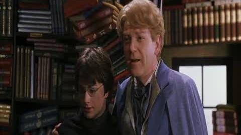 Harry Potter and the Chamber of Secrets - Meeting Gilderoy Lockhart