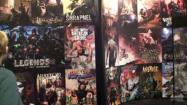 Mega64 Comic Con 2009 - Where Did Everyone Go?