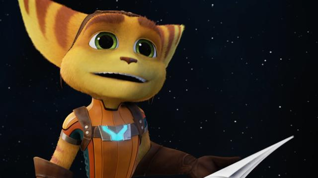 Ratchet and Clank Movie Teaser