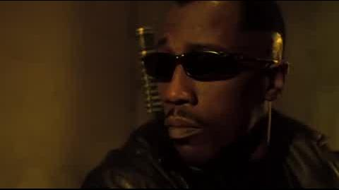 Blade II - Getting past the guards