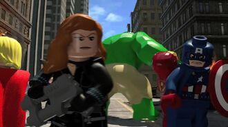 LEGO Avengers E3 Trailer