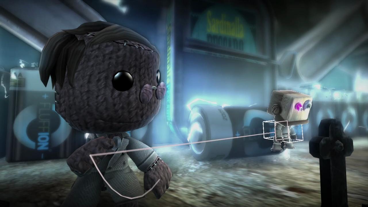 LittleBigPlanet 2 Sackbots Trailer