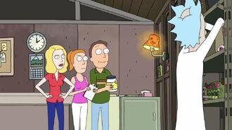 Rick and Morty Season 1 - Mr. Meeseeks Clip