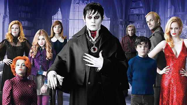 Tim Burton Illuminates Us on Dark Shadows