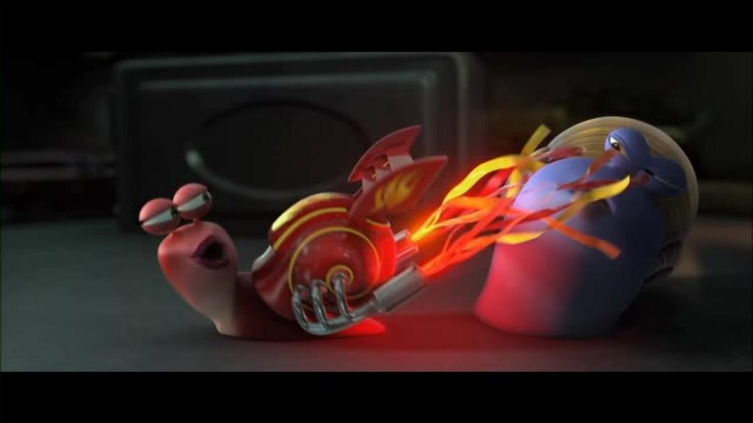 Turbo - Pit Stop Clip