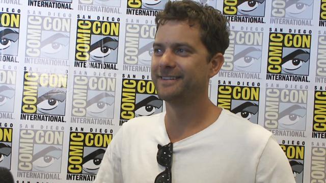 Fringe - Joshua Jackson Interview - Comic-Con 2012