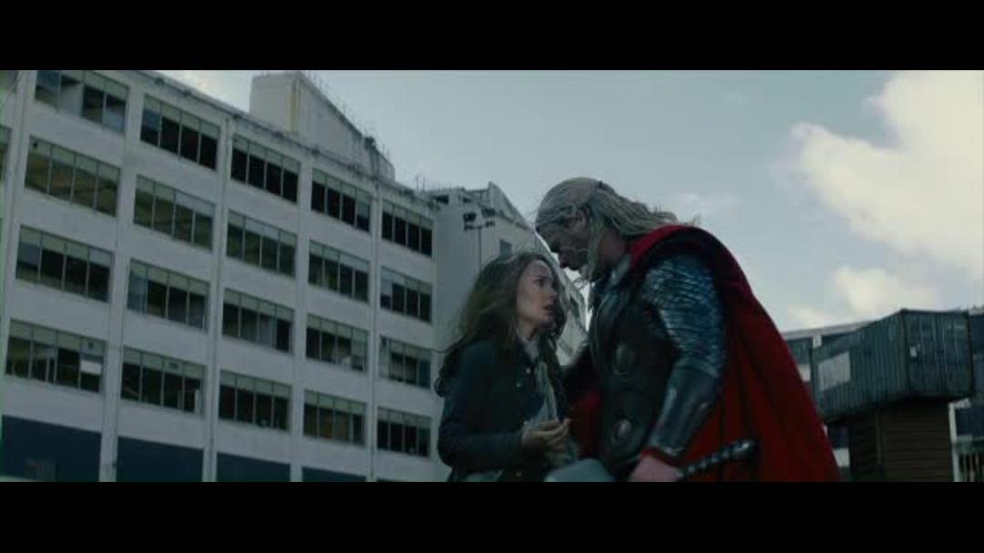 Thor The Dark World Trailer