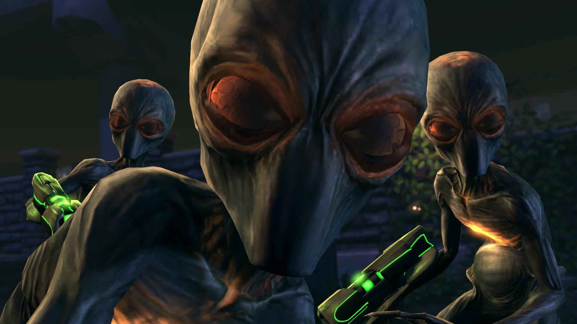 XCOM Enemy Unknown E3 Trailer