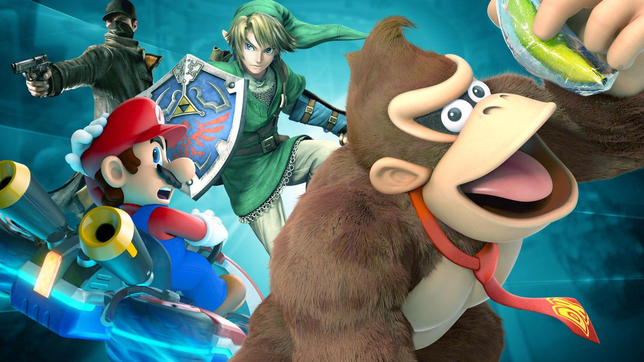 14 Big Wii U Games of 2014