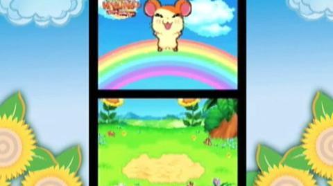 Hi! Hamtaro Ham-Ham Challenge (VG) (2008) - Nintendo DS