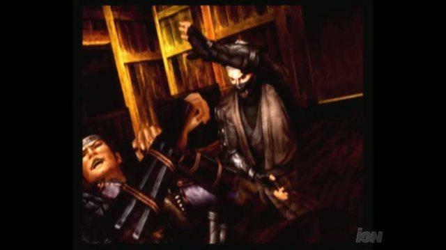 Tenchu Shadow Assassins Nintendo Wii Trailer - Rikimaru Killing Trailer