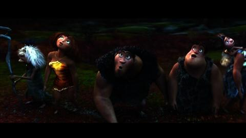 The Croods (2013) - Theatrical Trailer for The Croods