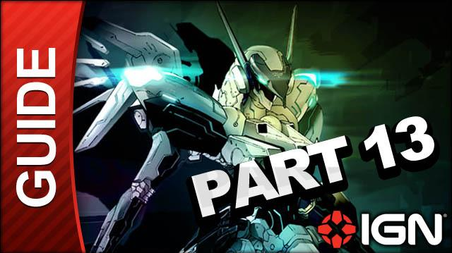 Zone of the Enders HD Walkthrough - Part 13