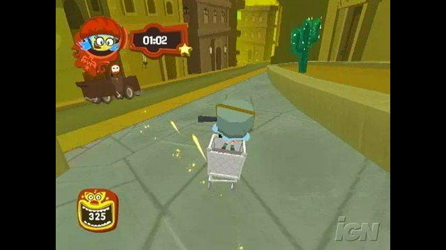 El Tigre The Adventures of Manny Rivera PlayStation 2 Gameplay - Whee!