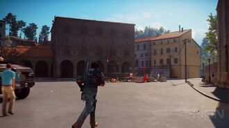 Just Cause 3 Official E3 Playthrough