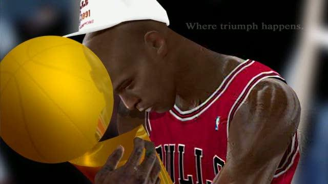 NBA 2k10 Michael Jordan - Where Amazing Happens