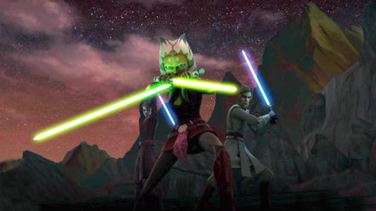 Star Wars The Clone Wars - New Character Designs